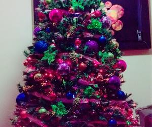 christmas, christmas tree, and gorgeous image