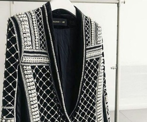 fashion, Balmain, and style image