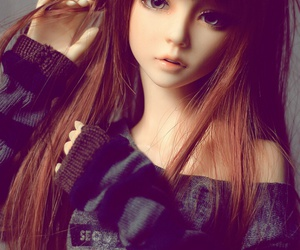 bjd, wallpapers, and doll image