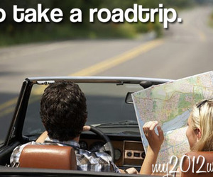 roadtrip and my2012wishes image
