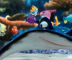 nemo, finding nemo, and disney image