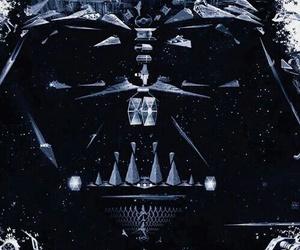 star wars, darth vader, and wallpaper image