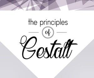 gestalt, rules, and graphic image