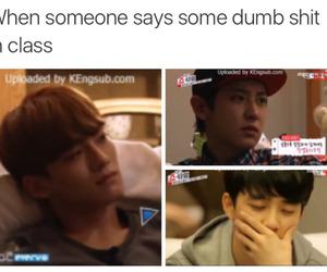 Chen, kyungsoo, and exo image