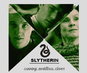 harry potter, slytherin, and actor image
