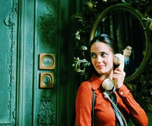 actress, eva green, and french image