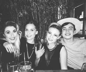 hayes grier, emma slater, and brittany cherry image