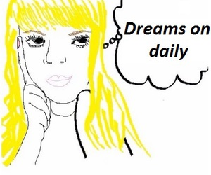 art, Dream, and dreaming image