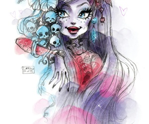 monster high and jane boolittle image
