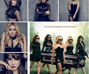 alison, pll, and a image