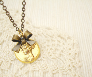 vintage and necklace image