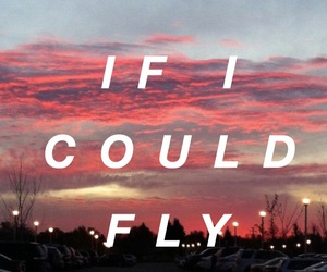 one direction and if could fly image