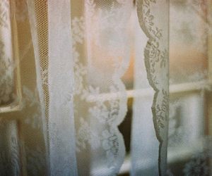 vintage and window image