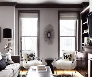 black, cool, and decor image