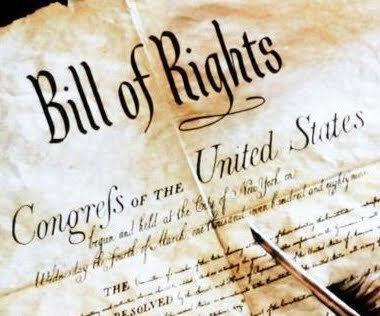 united states, bill of rights, and today in history image