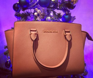 bag, christmas, and luxury image