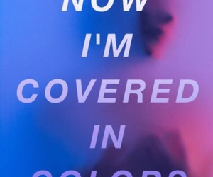colors, halsey, and music image