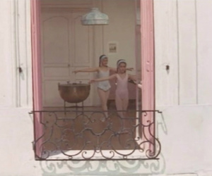 ballet, pink, and girl image