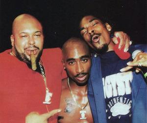 tupac, 2pac, and snoop dogg image
