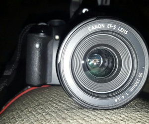 canon, flash, and lense image