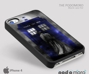 door, Who, and phone case image