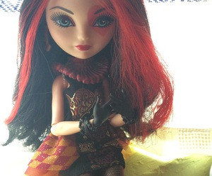 doll, dolls, and queen of hearts image
