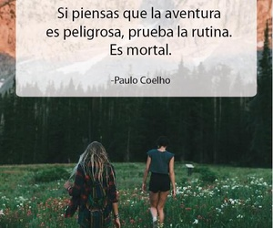 frases, aventura, and quote image