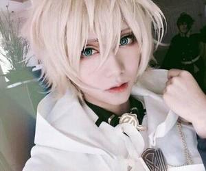 cosplay, owari no seraph, and anime image