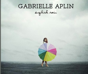 gabrielle aplin and english rain image