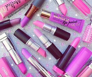 beauty, lipgloss, and mac image