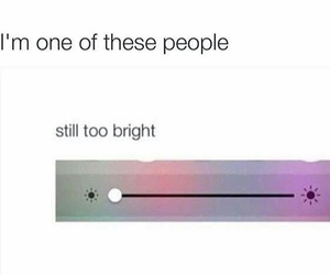 bright, funny, and people image