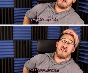 markiplier, youtube, and funny image