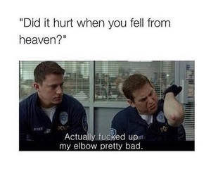 funny, lol, and 21 jump street image