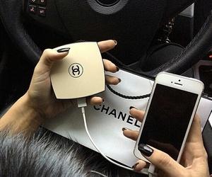 chanel, iphone, and luxury image