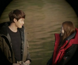 jung gyu woon, kdrama, and han ye seul image