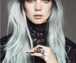 hair and grey image