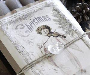 christmas and candle image