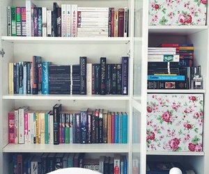 books, love, and colorfull image
