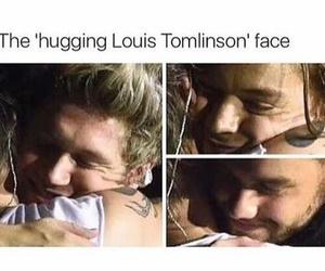 christmas, hugs, and Harry Styles image