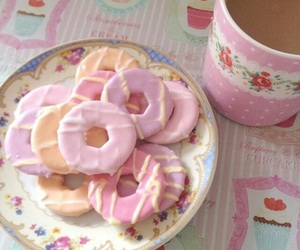 cath kidston, live, and pink image