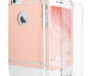 pink, iphonecase, and ulakcases image