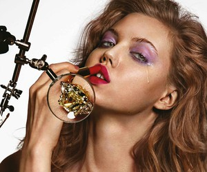 fashion and lindsey wixson image