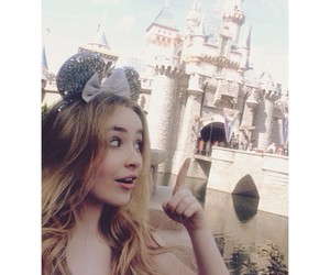sabrina carpenter and disney image