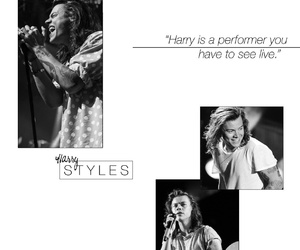 Harry Styles, one direction, and directioner image