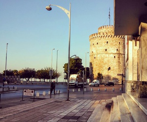good morning, Greece, and thessaloniki image
