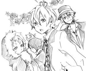 boys, gee, and manga image