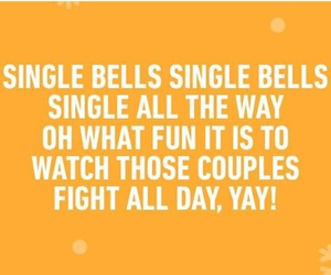 funny, single, and goals image