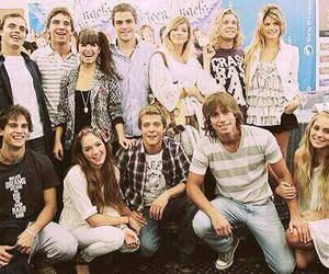 casi angeles and teen angels image