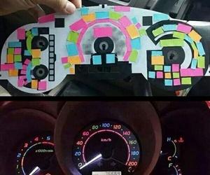 car, cool, and diy image