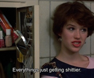 quotes, sixteen candles, and 80s image